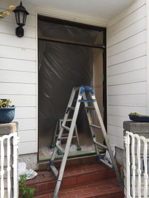 玄関ドア (3)