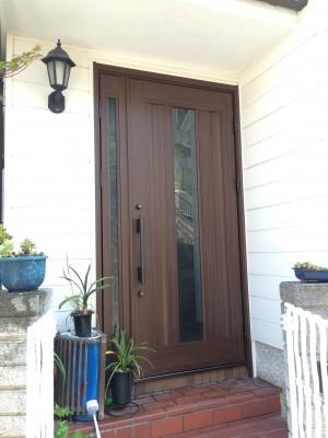 玄関ドア (4)