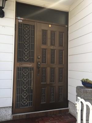 玄関ドア (1)
