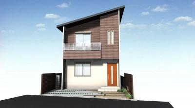 14060701K 豊里町モデル パース1