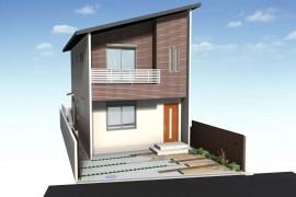 14060701K 豊里町モデル